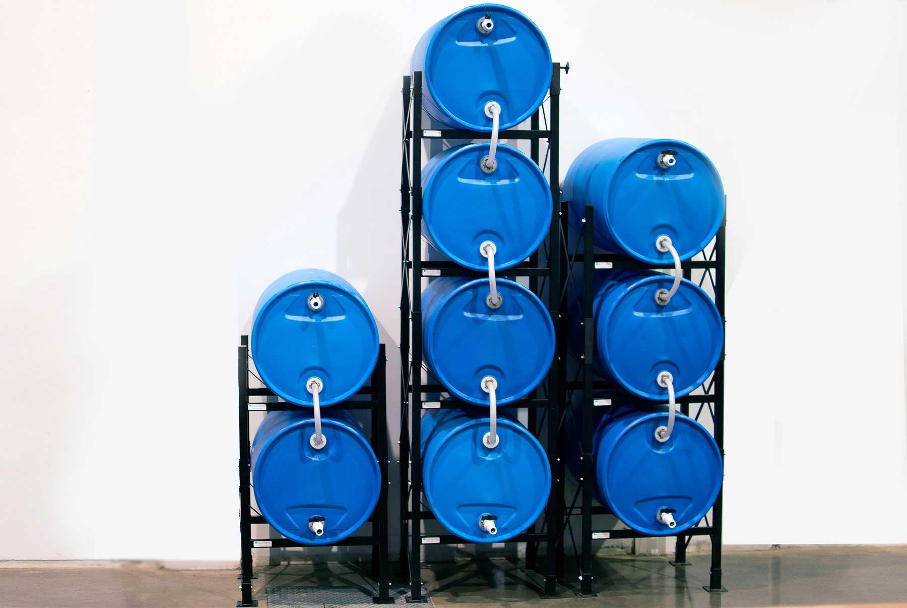 Hydrant Water Storage System Titan Ready Usa